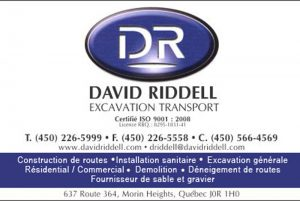 DR Business card adj