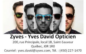 Yves David Opticien